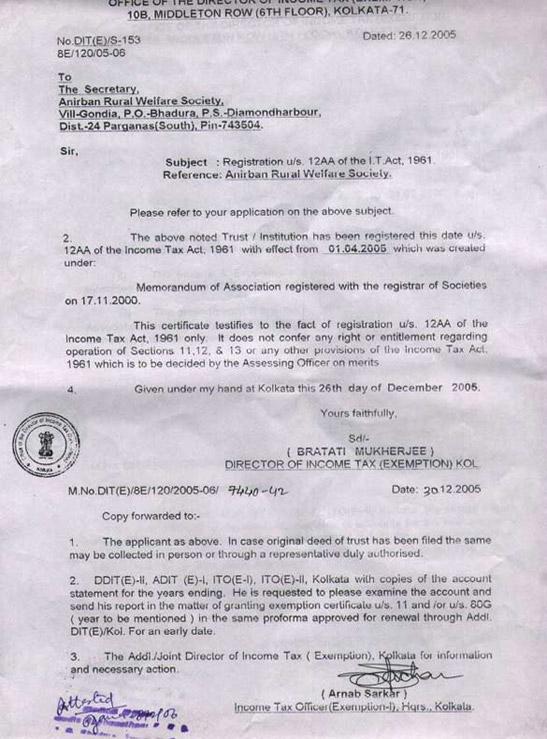 proforma of memorandum of association